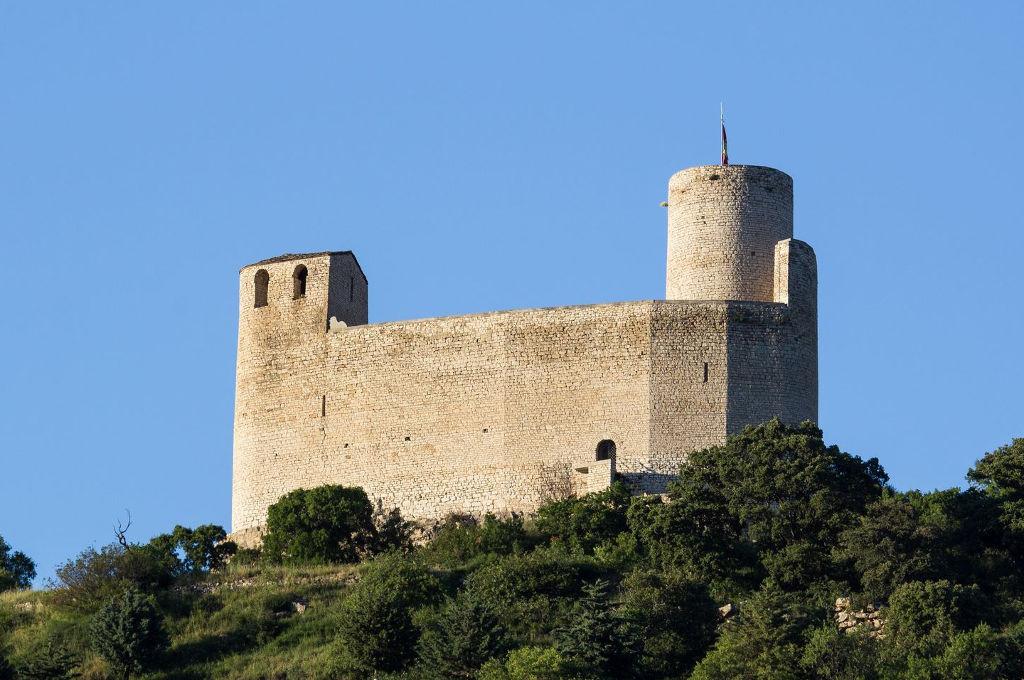 Castell de Mur, Pallars Jussà